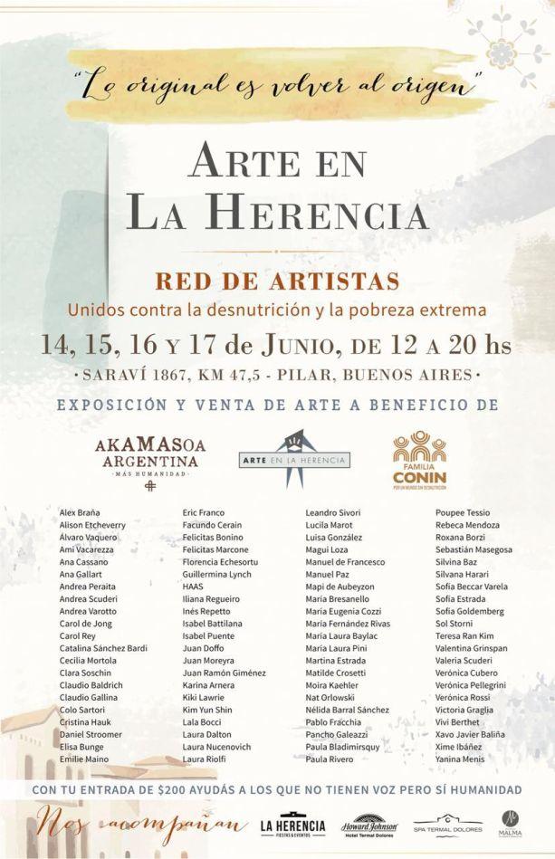Arte en la Herencia 2019